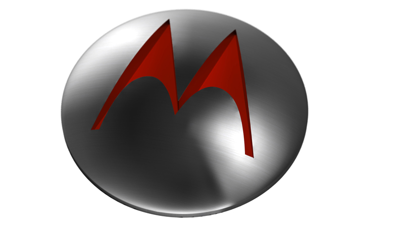 Motorola logo 3D Wallpaper