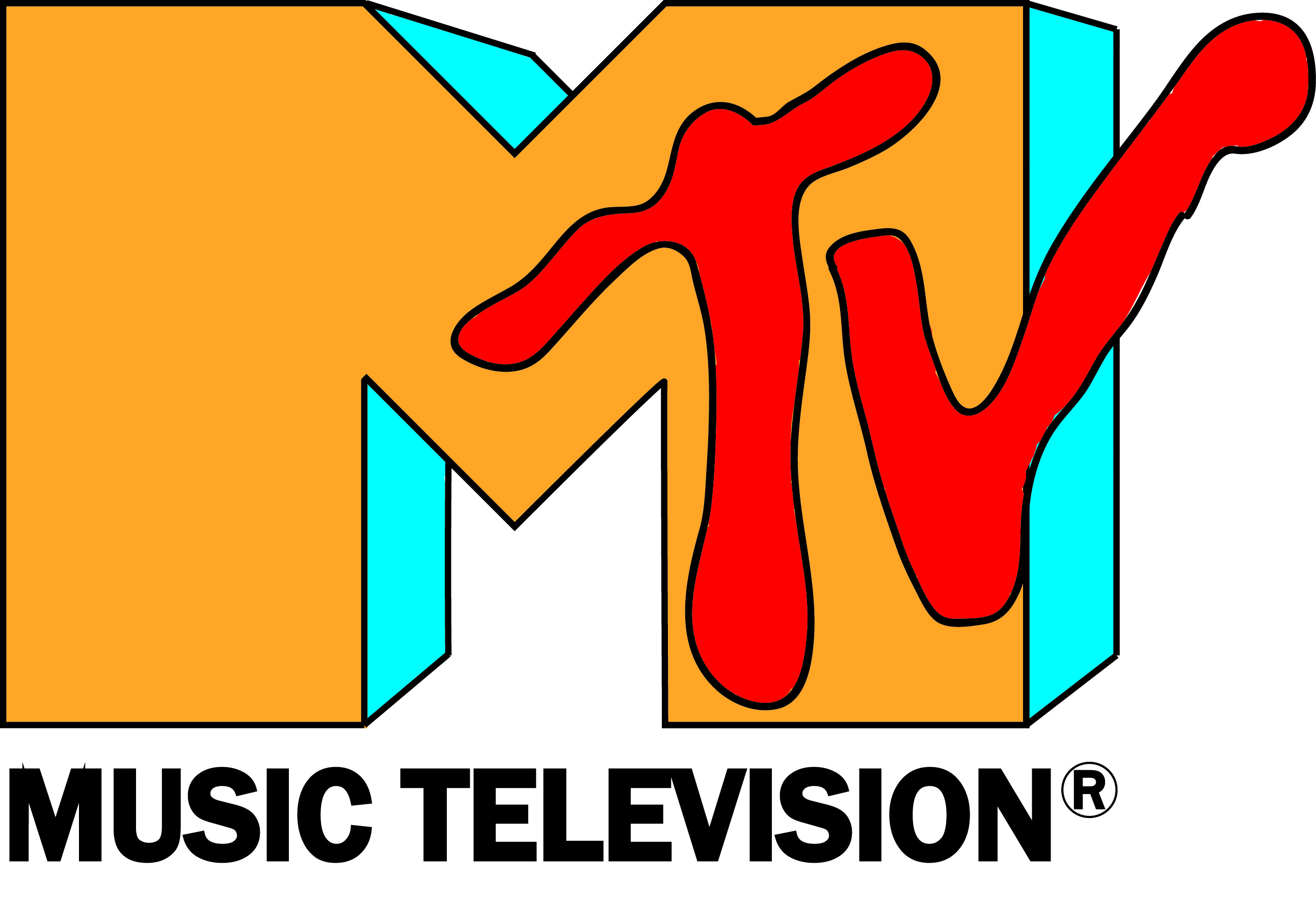 Mtv logo Wallpaper
