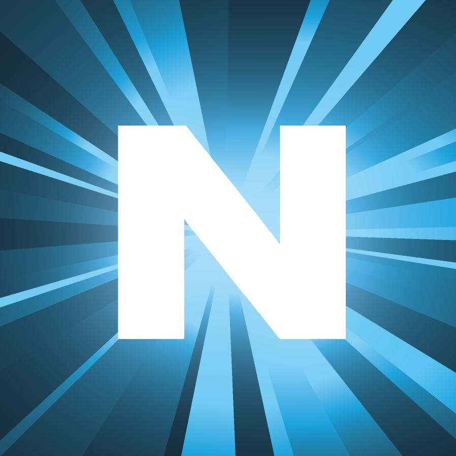 N logo Wallpaper