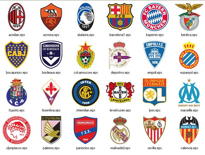 Sport logos Wallpaper