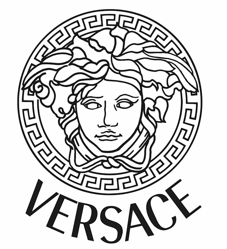 Versace brand Wallpaper