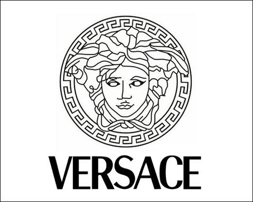 Versace logo Wallpaper
