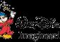 Walt disney logo 3D
