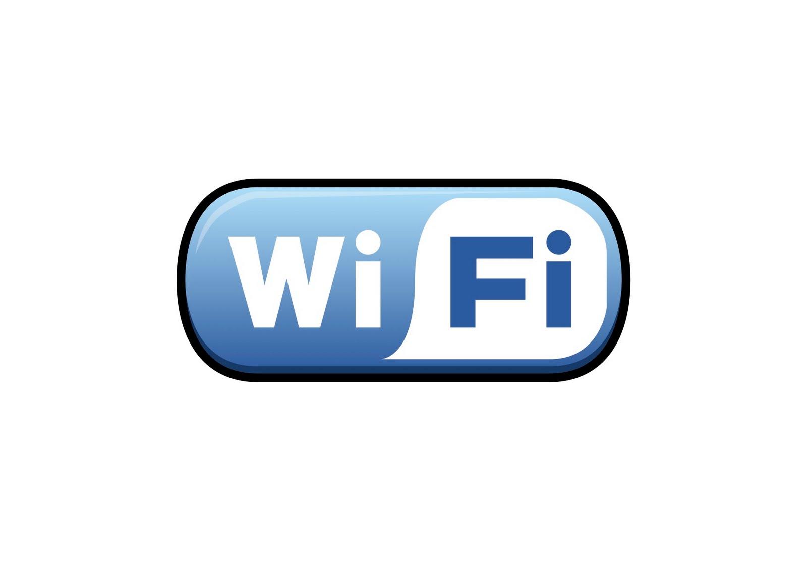 Wifi logo Wallpaper