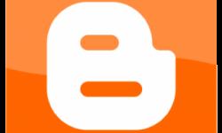 Blogger logo