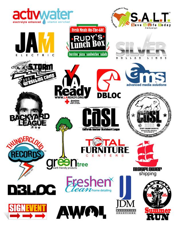 Creative logos Wallpaper