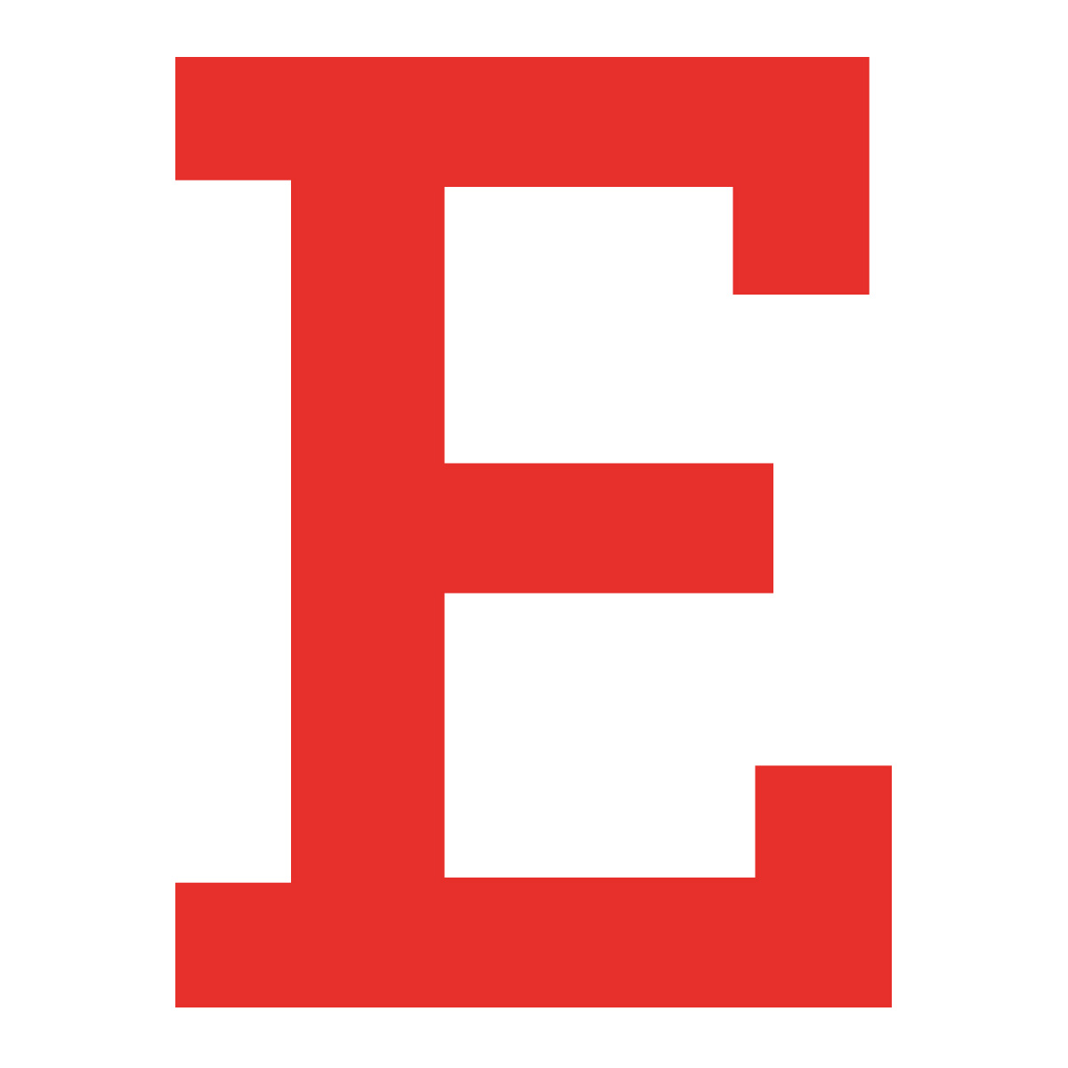E logo Wallpaper