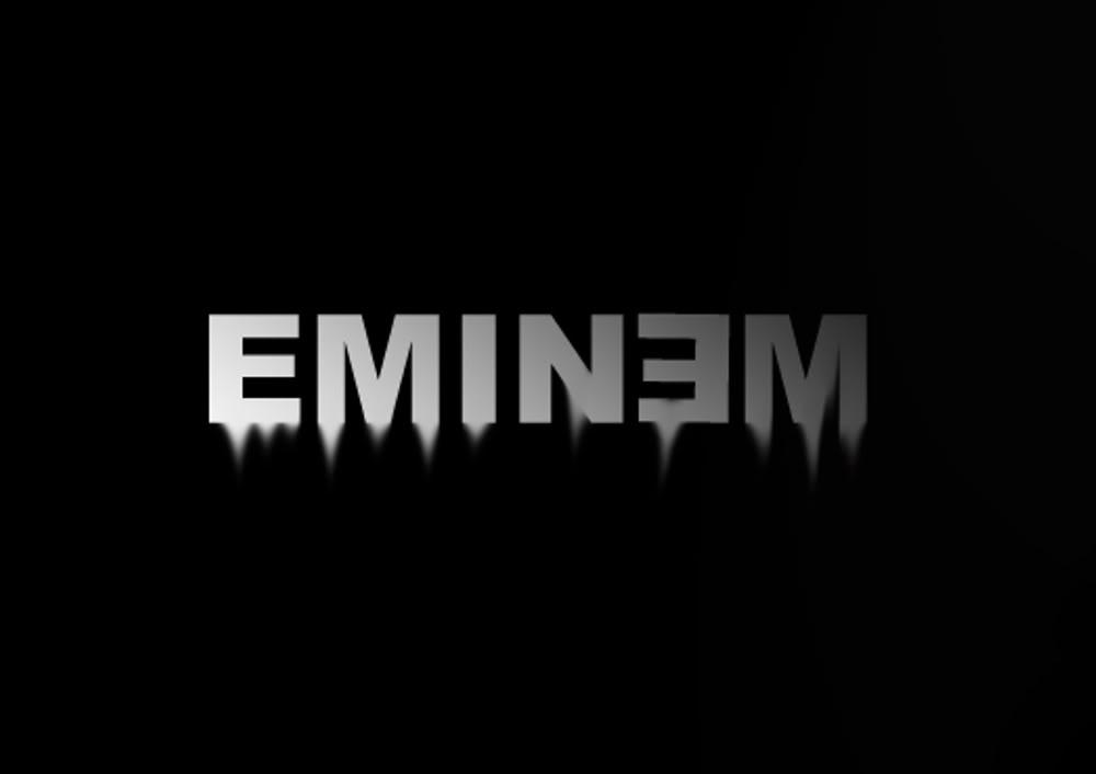 Eminem Schriftzug