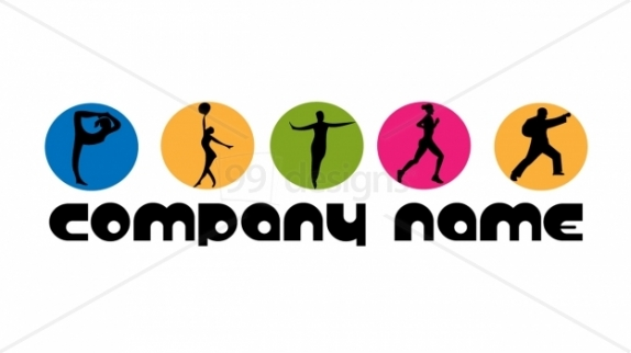 Fitness logos Wallpaper