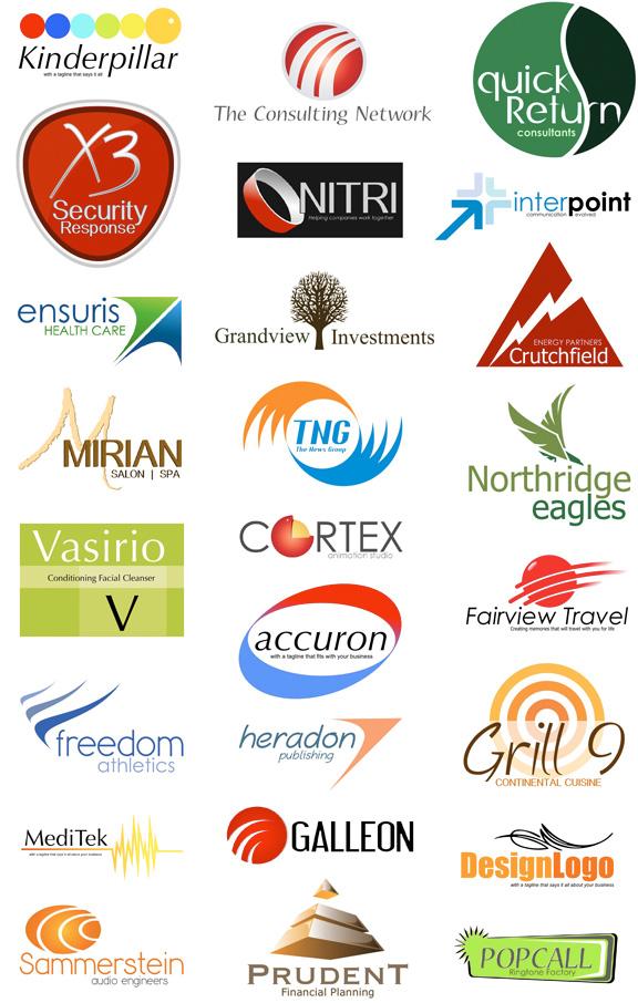 Logo Design  Best Custom Logo Design Service  Company