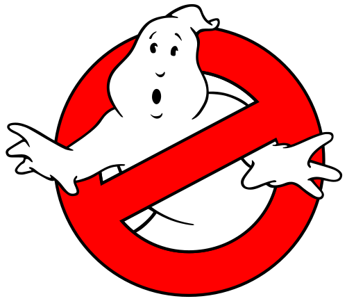 Ghostbusters logo Wallpaper