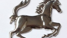Horse 3D logos