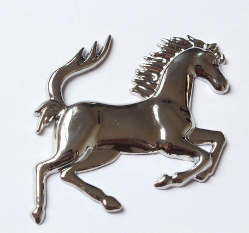 Horse 3D logos Wallpaper