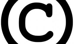 How to copyright a logo