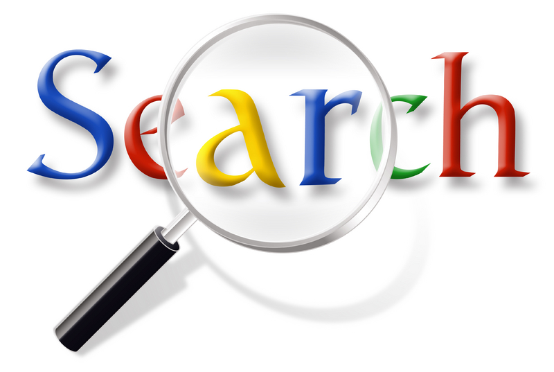 Logo search Wallpaper