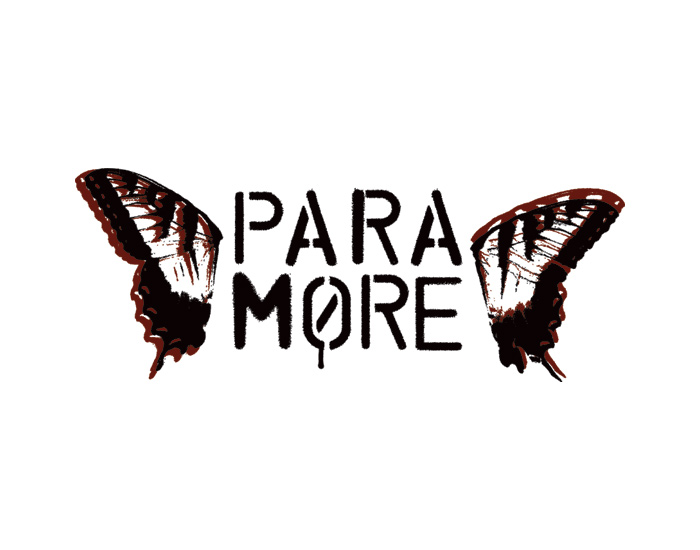 Paramore logo Wallpaper