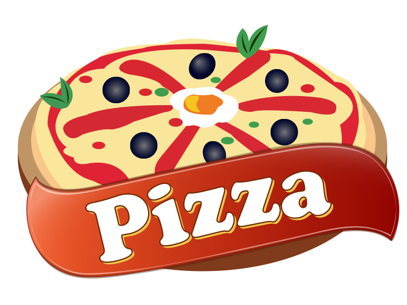 Pizza logos Wallpaper