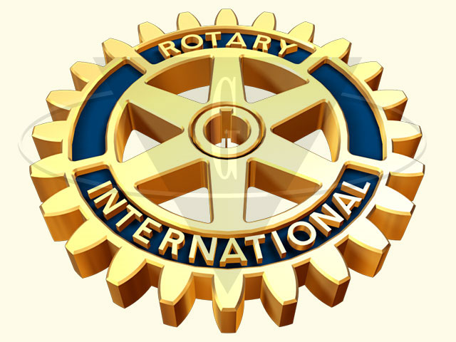 Rotary international logo Wallpaper