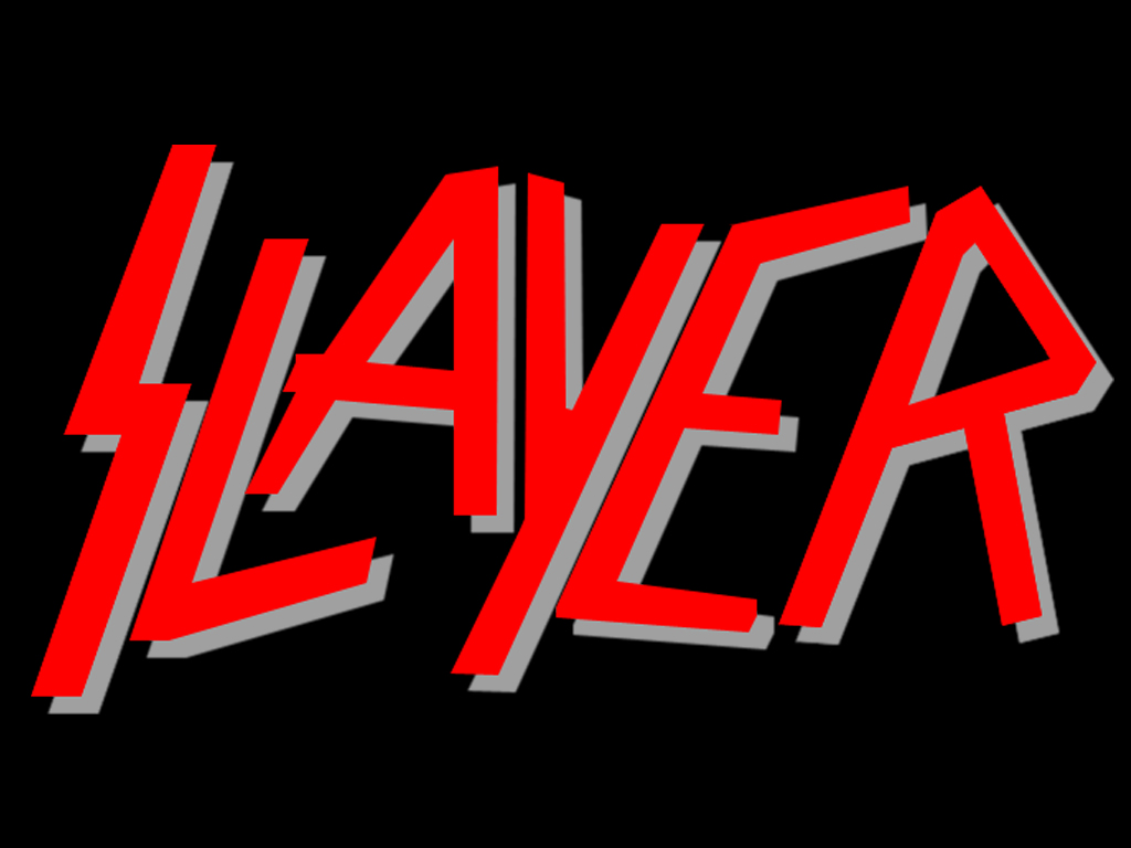 Slayer logo Wallpaper