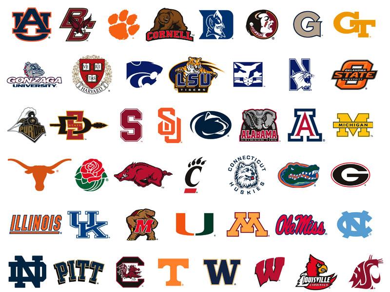 University logos Wallpaper