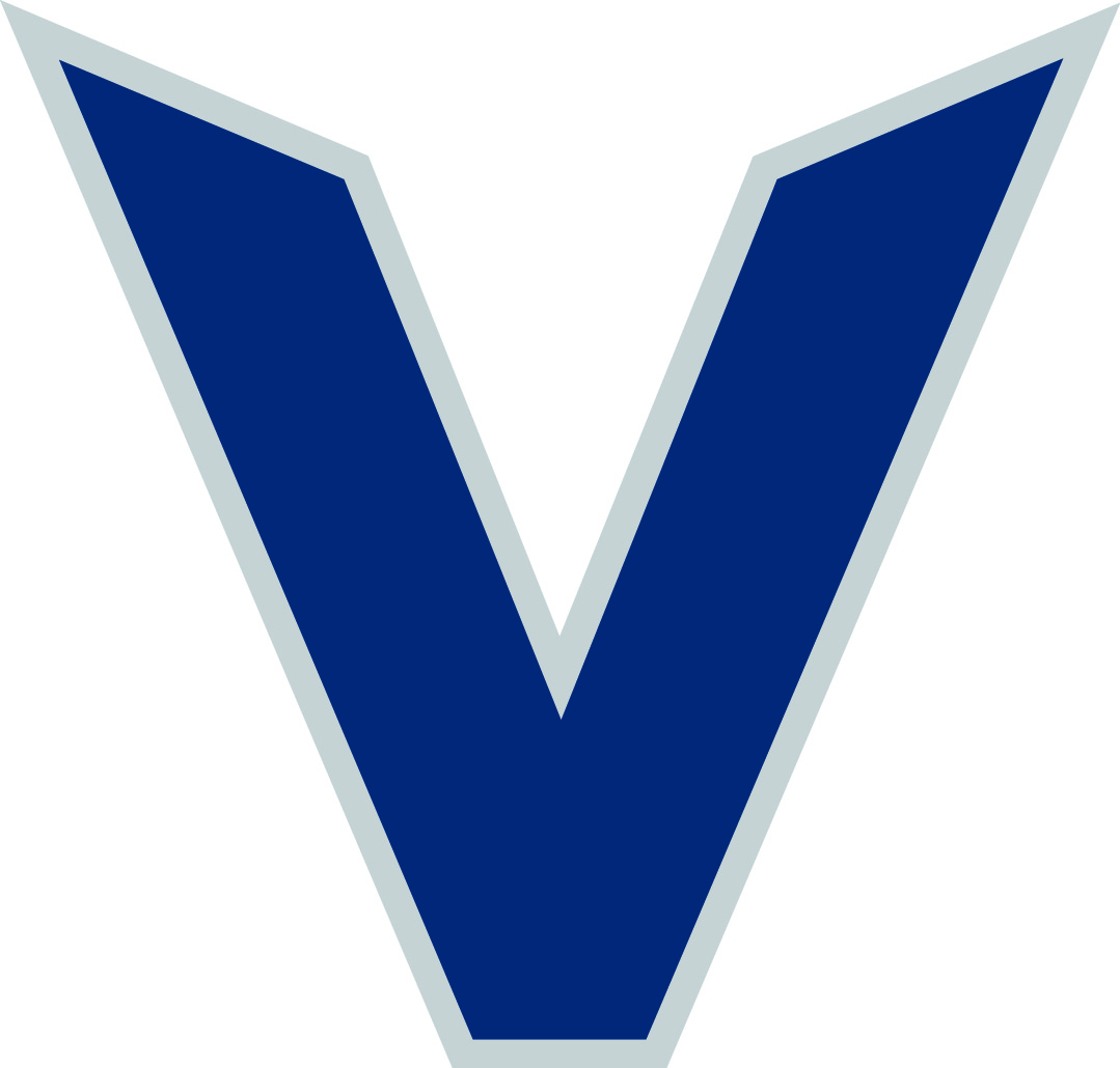 V logo Wallpaper