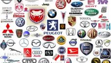 Сar manufacturer logos