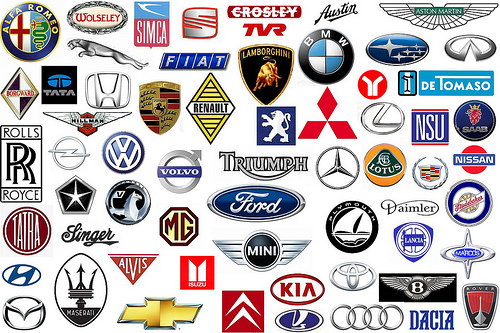 Car badges Wallpaper