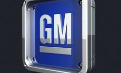 GM logo 3D