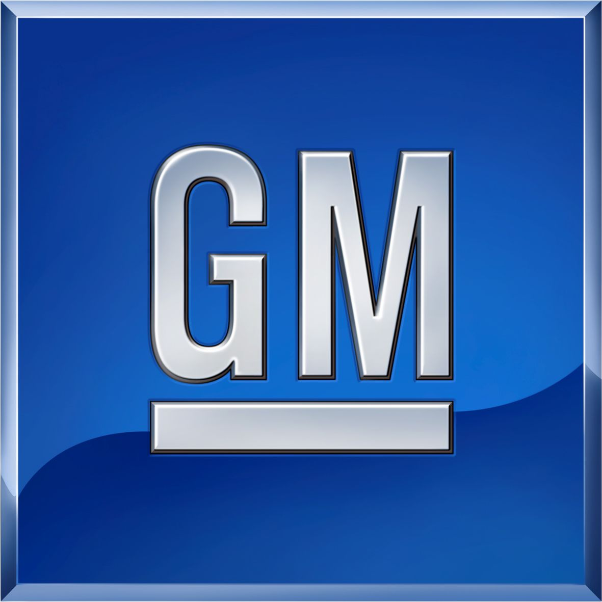 GM logo Wallpaper