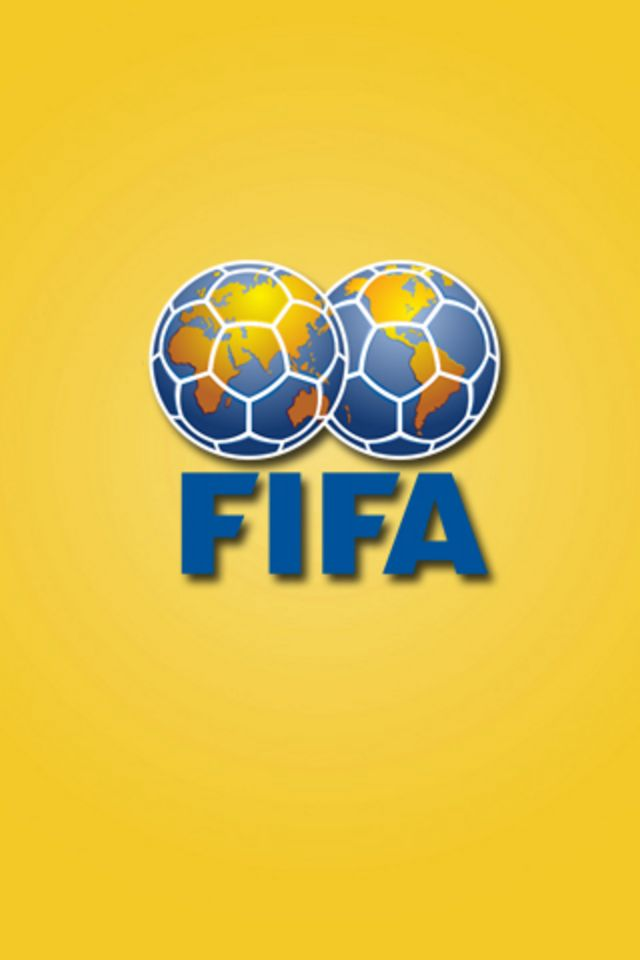Fifa 3d logo Wallpaper
