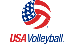 Volleyball symbol