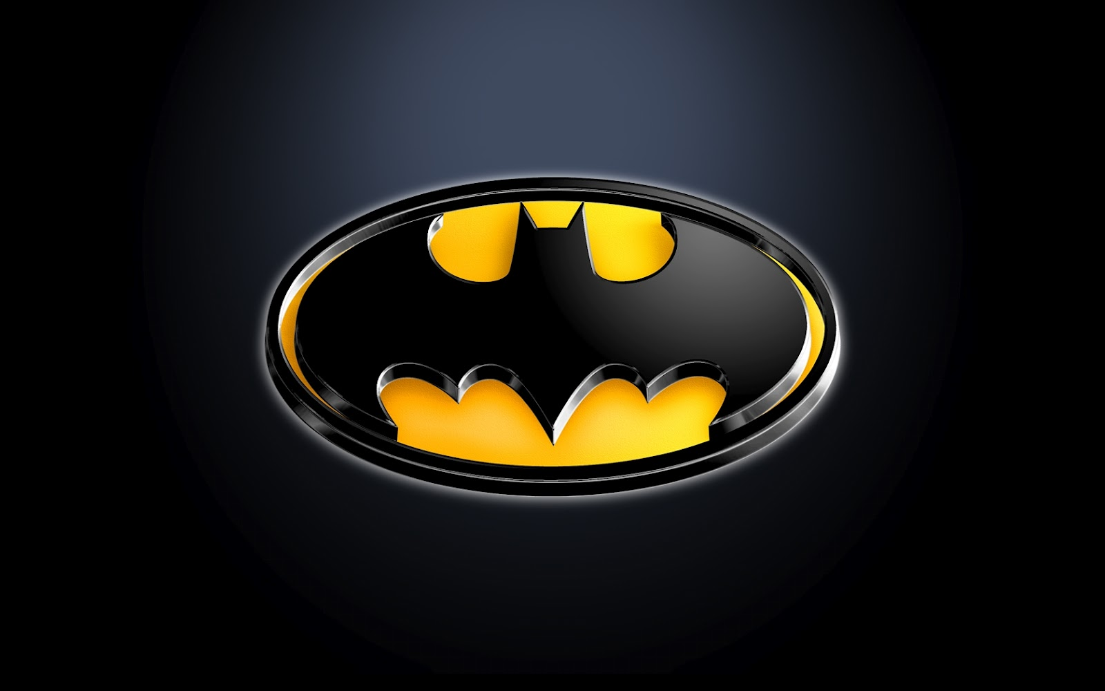 Batman Logo 3D Wallpaper