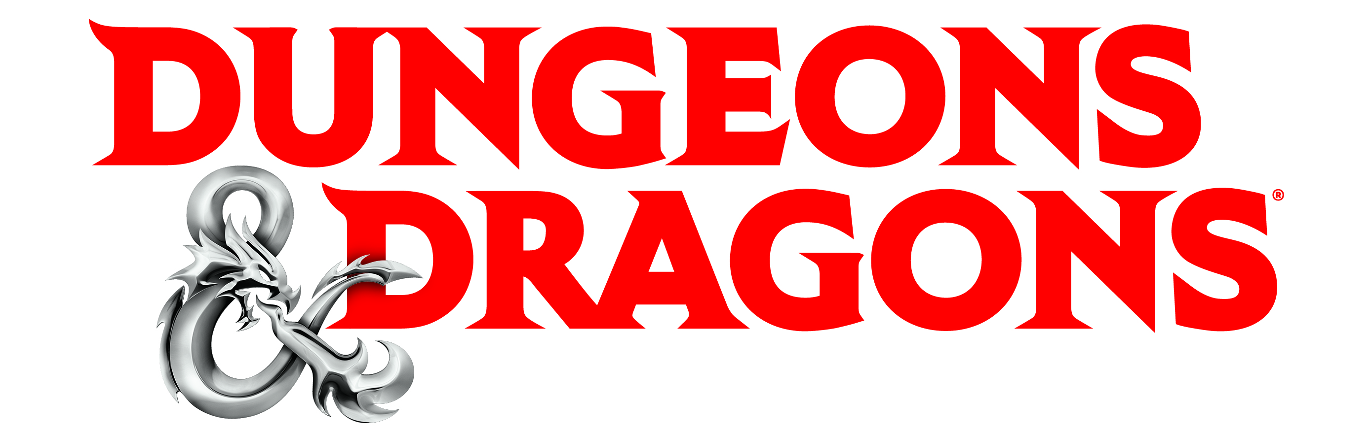 Dungeons and Dragons logo Wallpaper