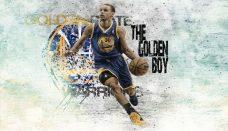 Golden State Warriors logo wallpaper