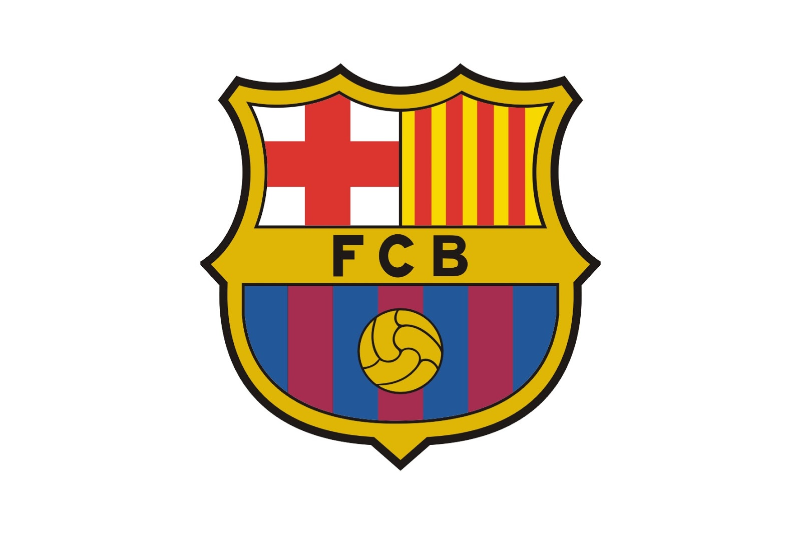 Barca logo Wallpaper