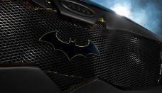 Batman Car emblem