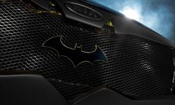 Batman Car emblem