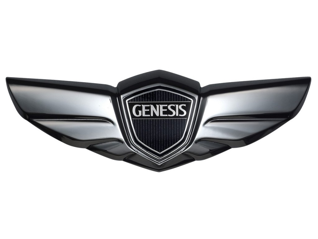 Genesis car logo Wallpaper