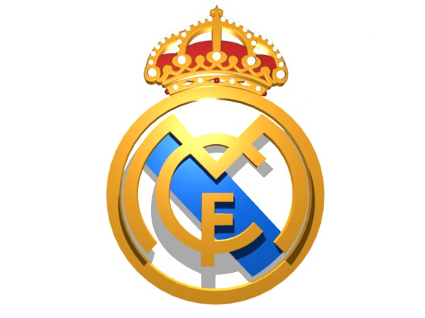 Logo del Real Madrid Wallpaper