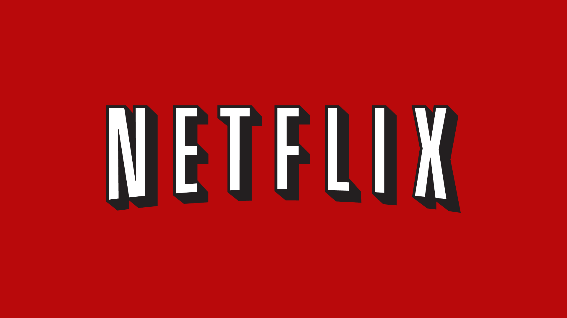 Netflix logo Wallpaper