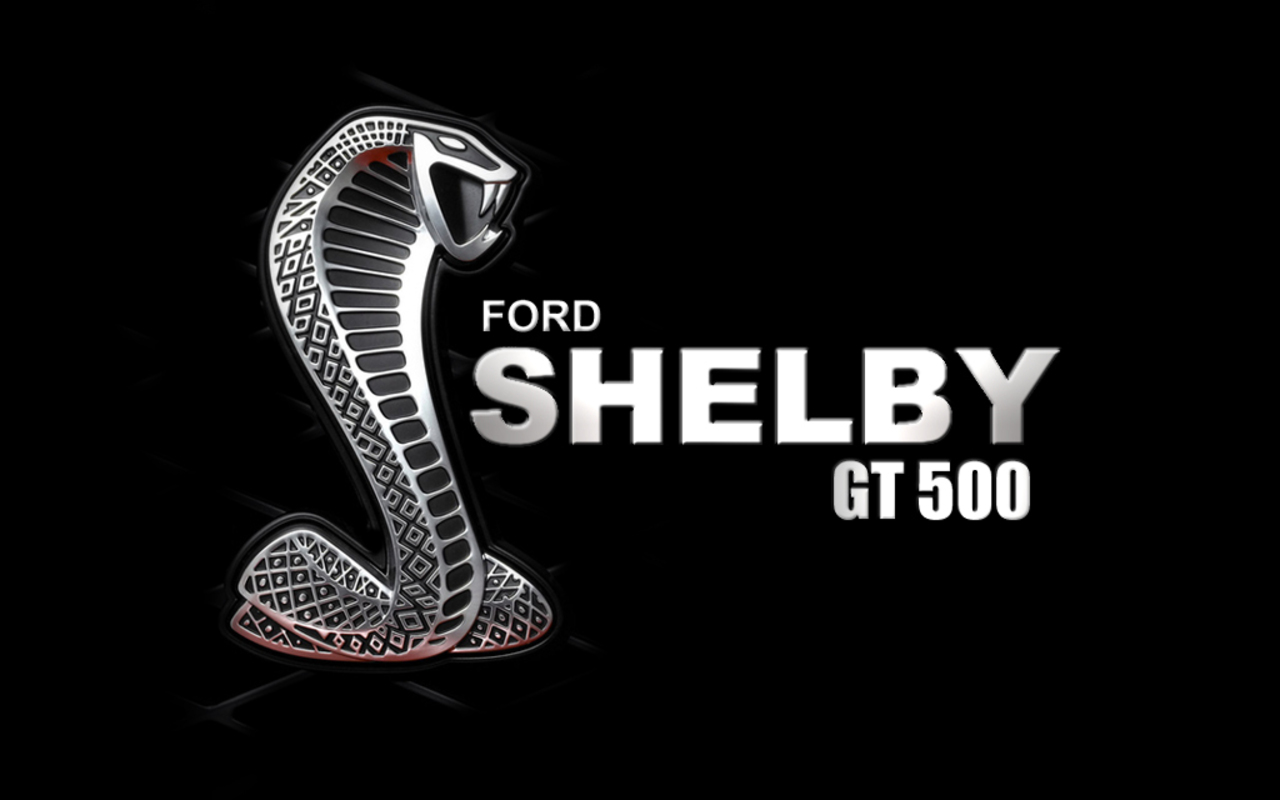 Shelby logo wallpaper Wallpaper
