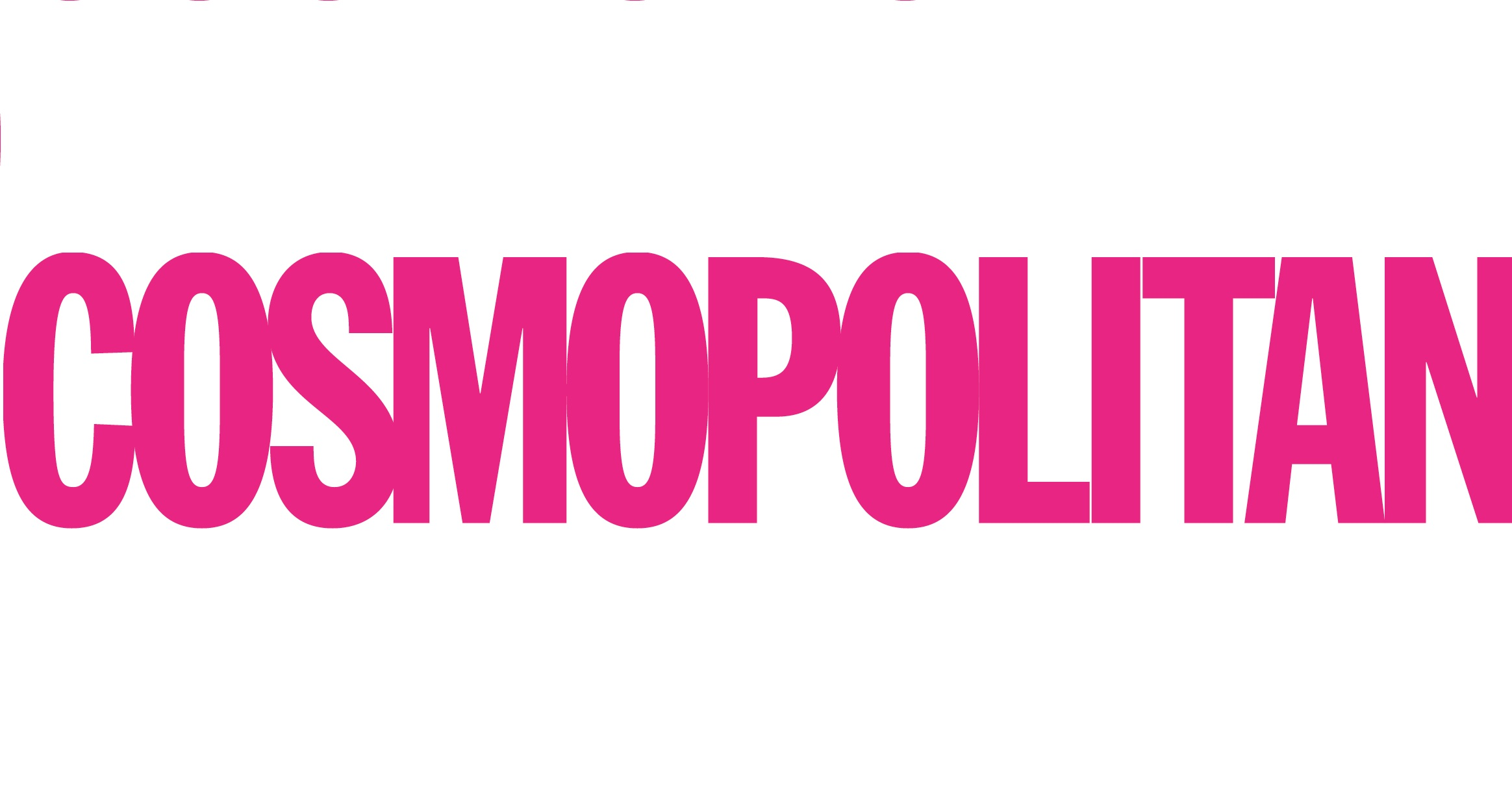 Cosmopolitan Logo Wallpaper