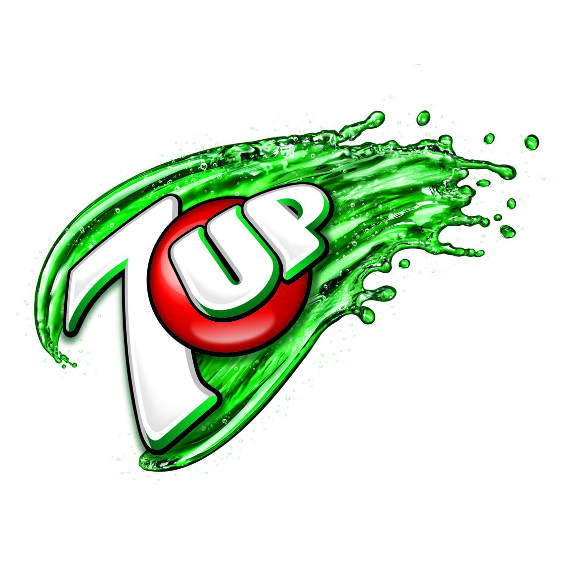 7 UP Logo Wallpaper
