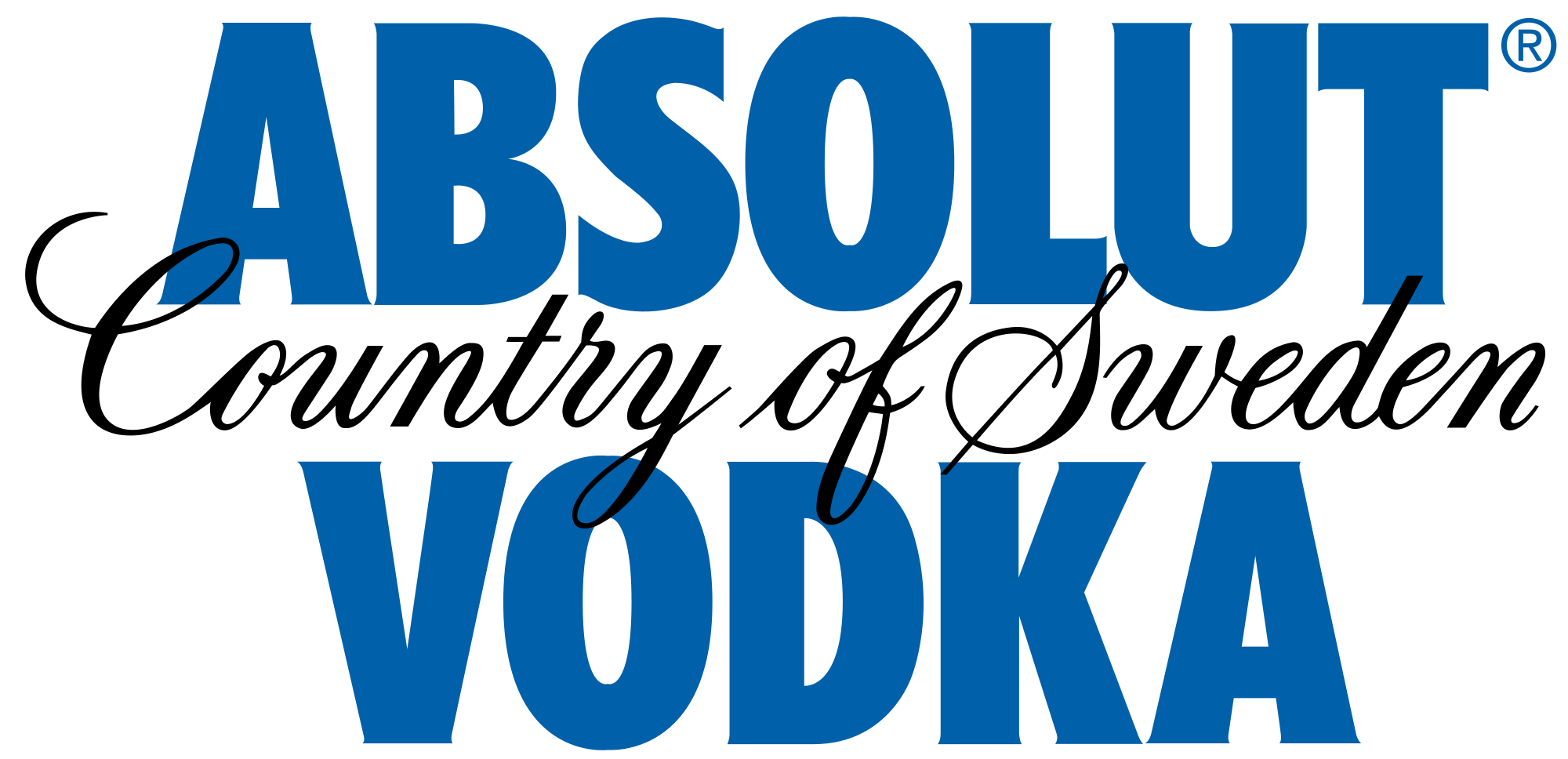Absolut Vodka Vector Logo Wallpaper