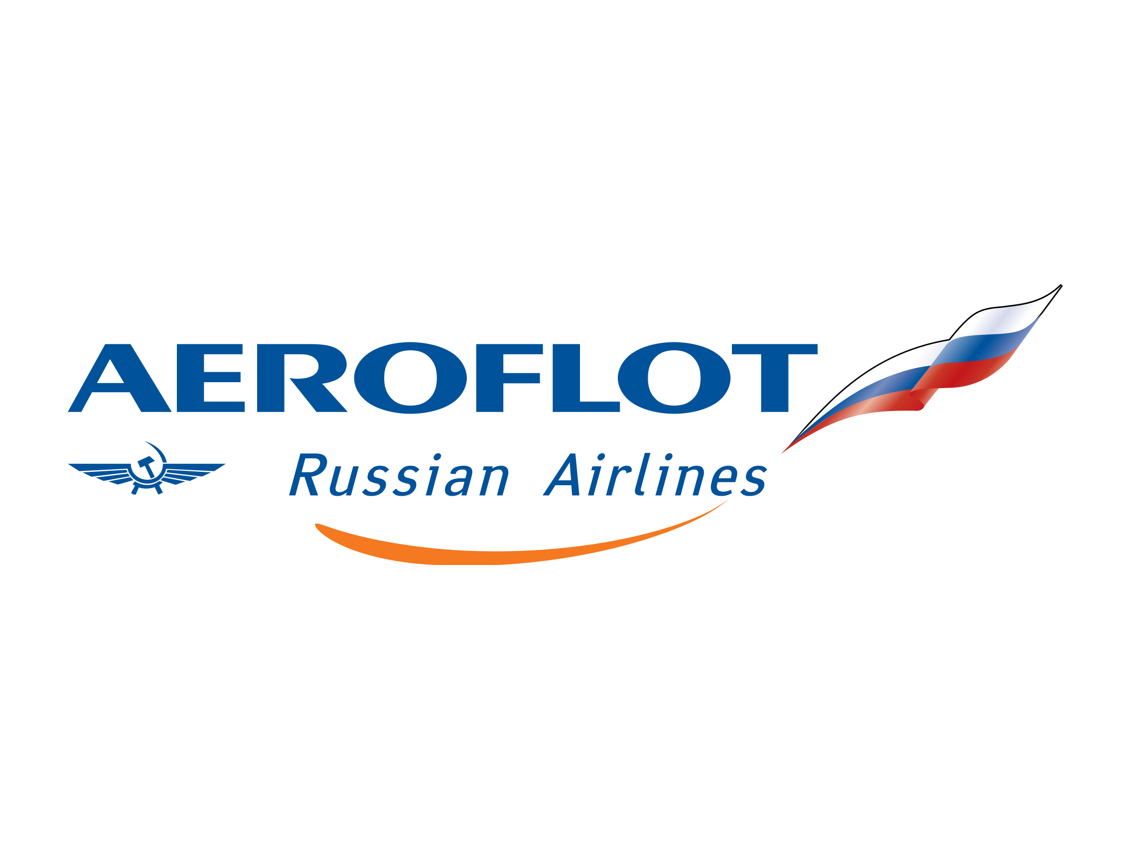 Aeroflot Russian Airlines – Logo Wallpaper