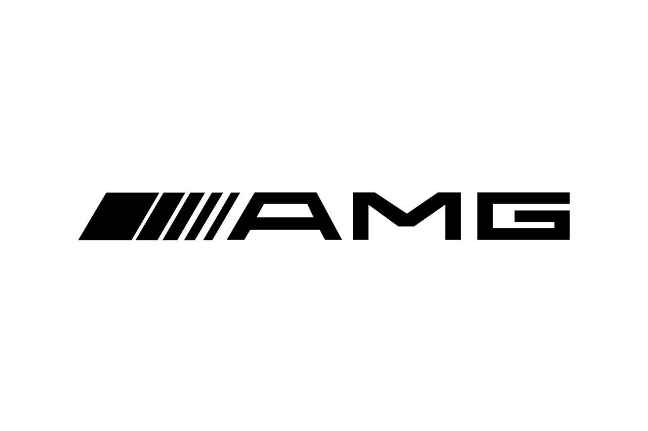 AMG Mercedes-Benz Logo Wallpaper