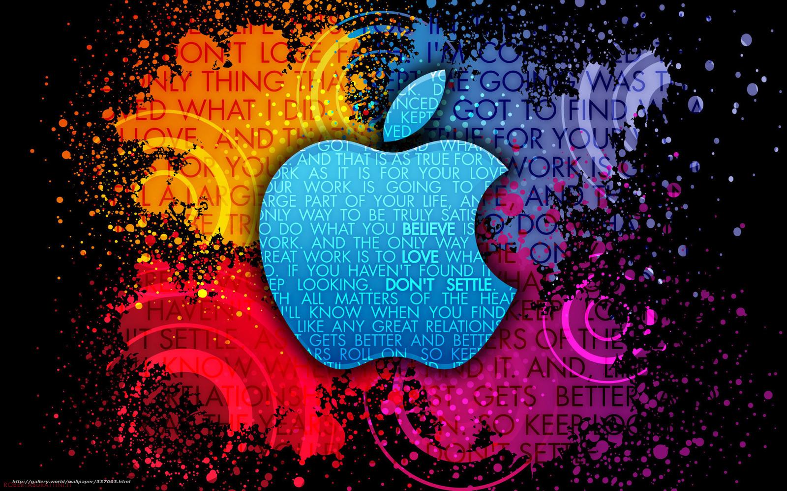 Apple Logo Brand Wallpaper