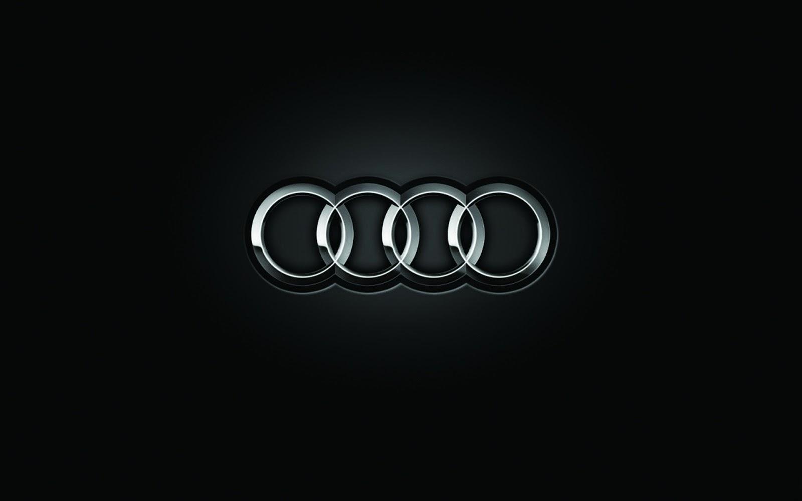 Audi Emblem Wallpaper