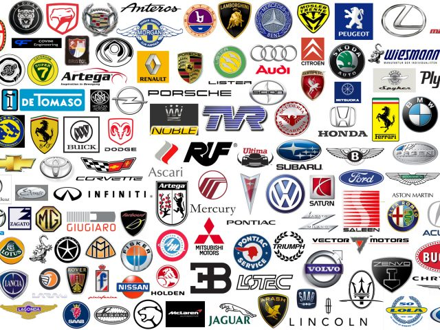 Cars Logo Logo Brands For Free HD D - Signs of cars with names