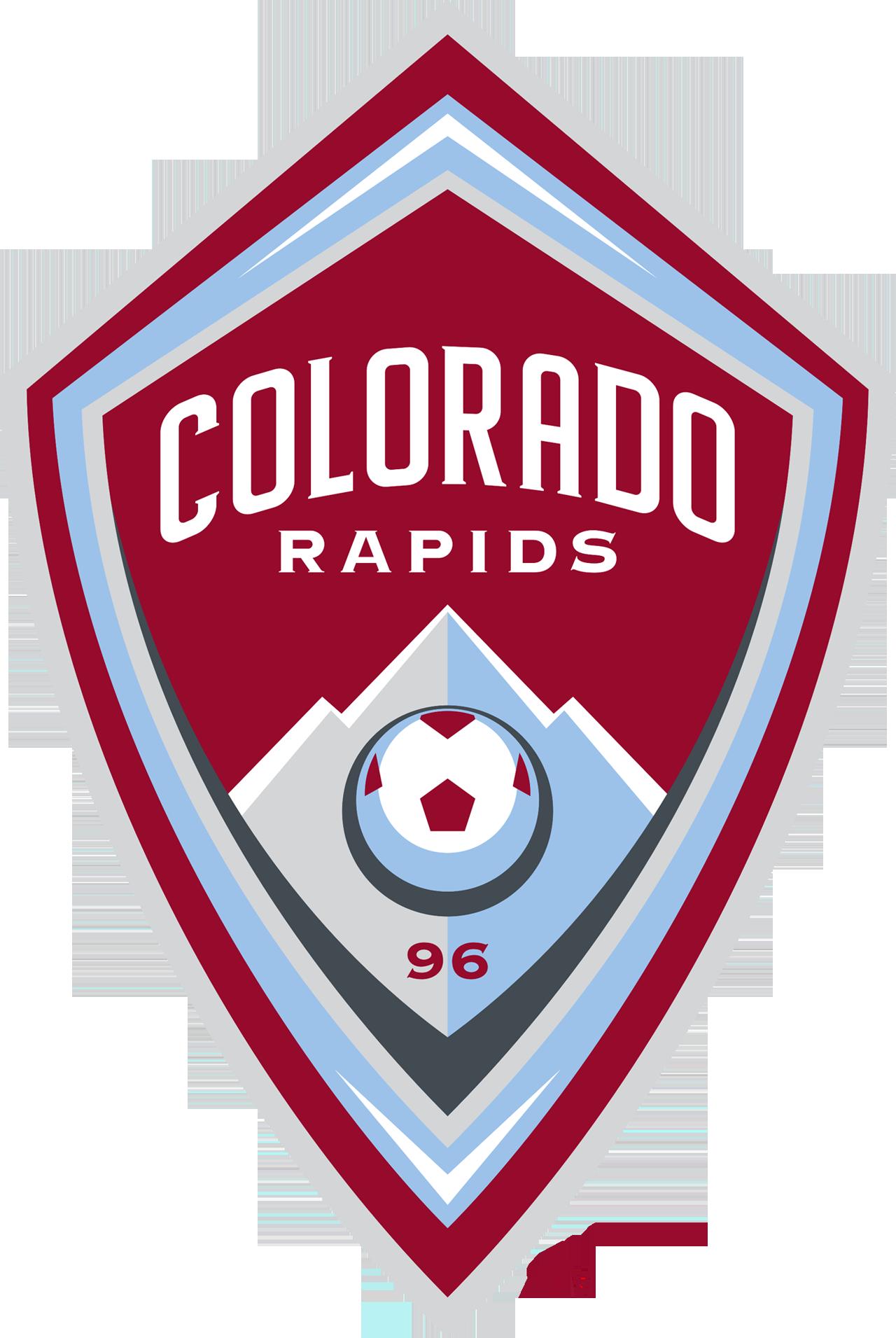 Colorado Rapids Football Club Logo Wallpaper